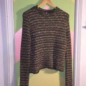 Earthbound trading company sweater